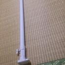 白い突っ張り棒