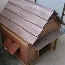 手作り犬小屋