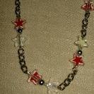 星形のネックレス