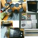 【交渉中】電子ドラムセット/美品