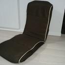 ニトリ 低反発座椅子 グランメッシュ レバー