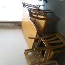 木製ダイニングセット