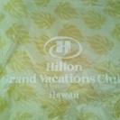 Hilton Hawaiiオリジナルエコバッグ