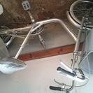 【商談中】大人用三輪車 ブリジストン製