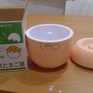未使用の温泉たまご器  100円