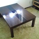 お洒落なローテーブル
