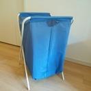 IKEA 折りたたみ式ランドリーバスケット