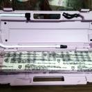 ヤマハ最新型ピアニカP32EP 一度だけ使用 純正手提げとドレミシ...