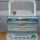 Panasonic CDラジカセ 2004年製