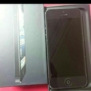 iPhone5 32GB 黒