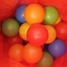 【譲渡済】ボールプールのボール