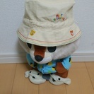 ミキハウス帽子