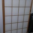 DIY 飾り窓 扉 障子の戸4枚