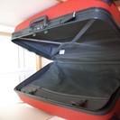 SAMSONITE スーツケース HORIZON 83cm 赤