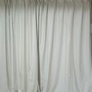 ニッセン 遮光カーテン レースカーテン4枚セット