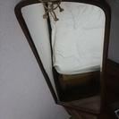 アンティーク 骨董鏡