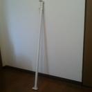 長さ調節できる、突っ張り棒