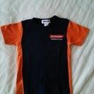 コナミ  90センチ体育用  Tシャツ