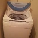 シャープ製2014年式節水洗濯機