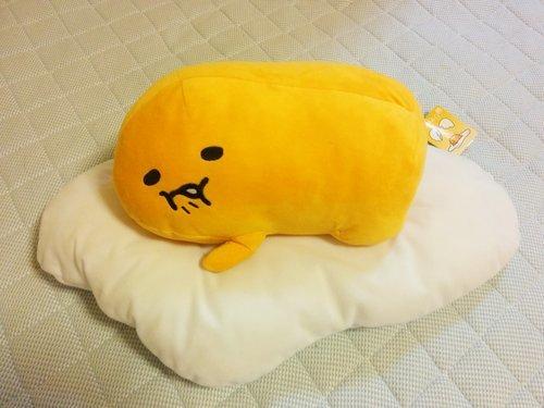 ぐでたま 寝そべりBIGぬいぐるみの画像