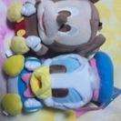 ★新品未使用★ミッキーマウス&ドナルドダック★パスケース★