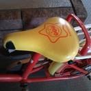 アンパンマン14インチ自転車