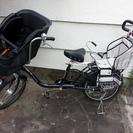 子供乗せ  自転車