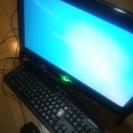 一体型パソコン EZ1800-N22D マウス、キーボード付き ...