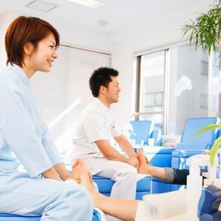体質改善や健康を促す台湾式リフレク...