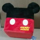 ミッキー/キューブクッション  300円
