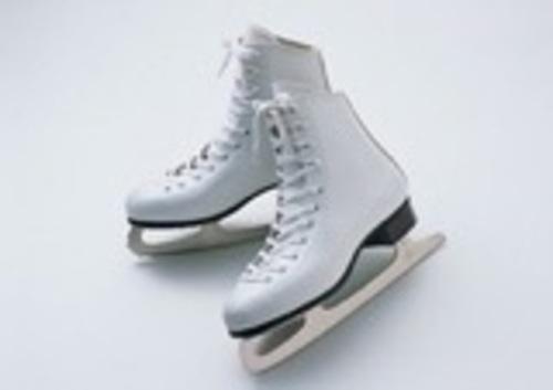 子供用スケート靴 (道民) 苫小牧...