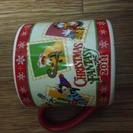 クリスマス ディズニーランド のカップ 2011