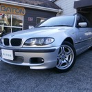 BMW 3シリーズ 2003 中古車 禁煙車 記録簿 取説 ETC...