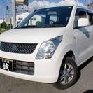 スズキ ワゴンR ホワイト 36万円 エアバッグ CD 13イン...