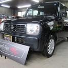 スズキ アルト アルトラパンX 4WD ブラック