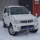 ダイハツ テリオスキッド AT 軽 28万円 4WD エアコン