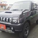 スズキ ジムニー 本革シート キーレス 4WD フロアオートマ(AT)