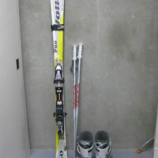 スキーセットあげます