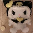 【取引完了】★200円★大きいクロミちゃんぬいぐるみ(美品)お売...