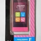 ウォークマン クリスタルケース NW-F800シリーズ 未開封 ピ...