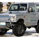 ジムニー660 ワイルドウインド 4WD本州仕入 社外グリル