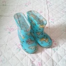 13㎝  長靴 レインシューズ