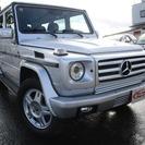 GクラスG500L 4WDHDDナビ