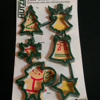 【未使用】クリスマスクッキー型 300円