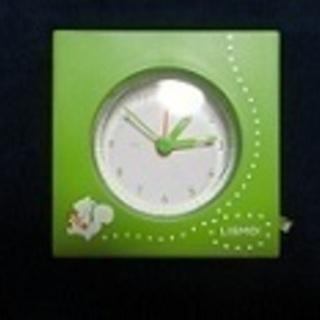 非売品!リスモ・ミニ時計