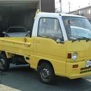 サンバートラック4WD 5速マニュアル4WD 5速マニュアル