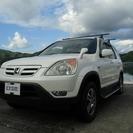 ホンダ CR-V 2.0 パフォーマ iL 4WD ナビ TV...