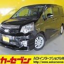 トヨタ ノア 2.0 Si レイッシュ 純正HDDナビ フルセグ...