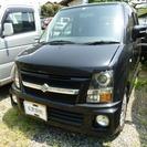 スズキ ワゴンR 660 RR-S リミテッド (ブラック)...