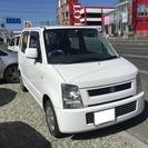 スズキ ワゴンR 660 FA (ホワイト) ハッチバック 軽自動車